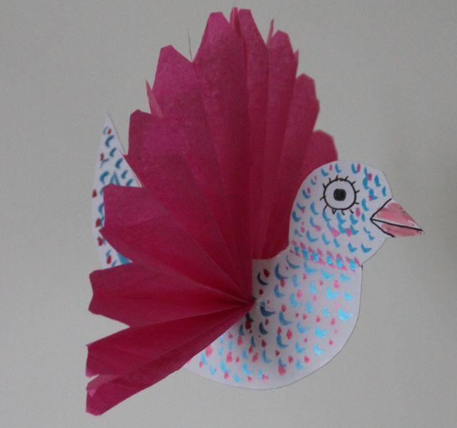 bird pink