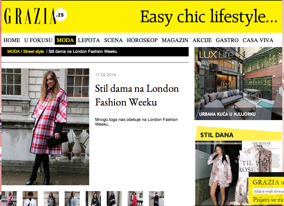 Grazia Day 1 screenshot - i