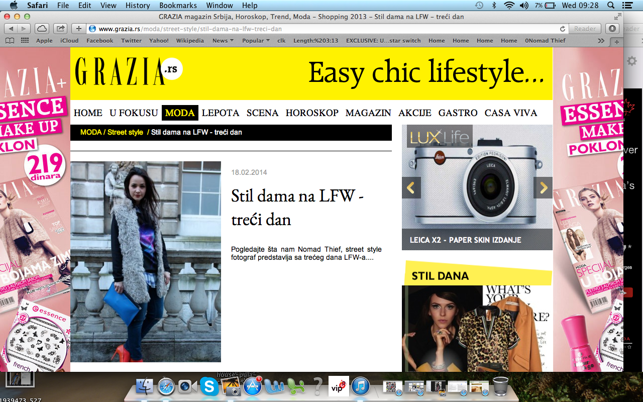 Grazia day 3 screenshot - i
