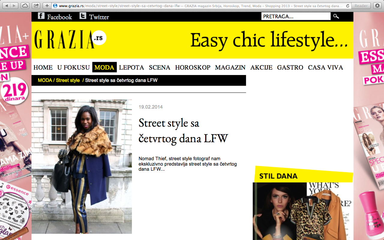 Grazia rs screenshot - day 4 - i